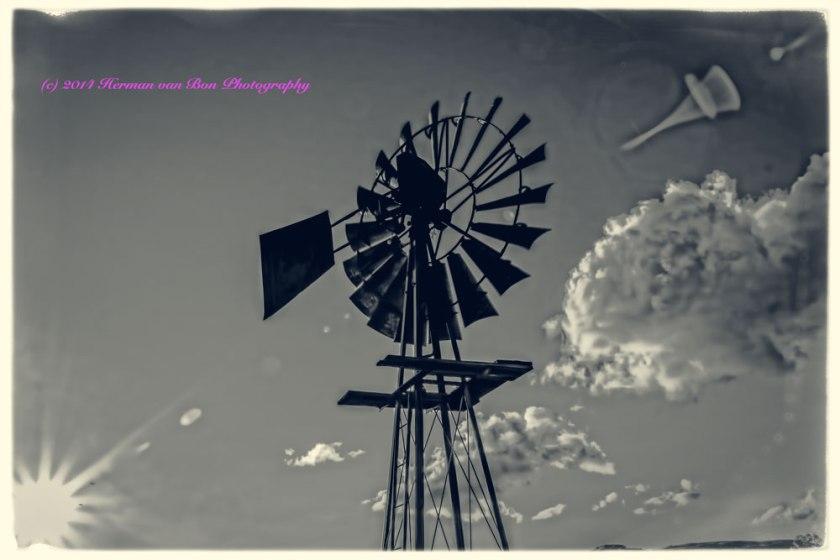 windmillMatjiesfonteinFRAMED