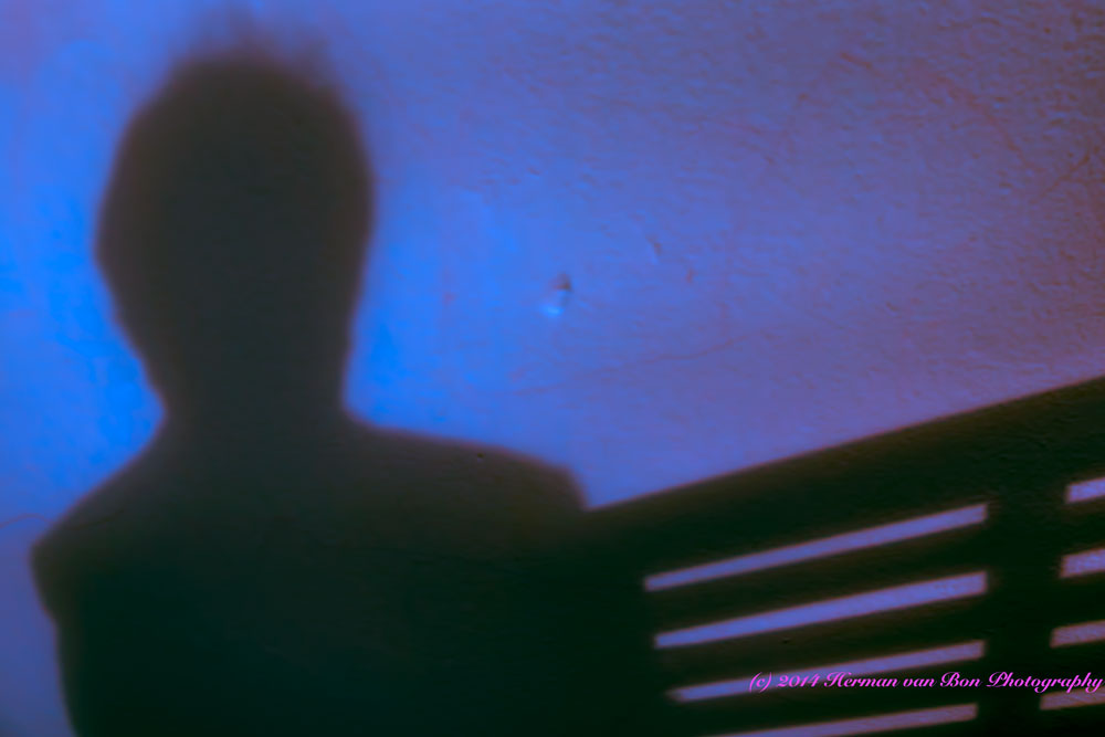 Me in ElectricBlue