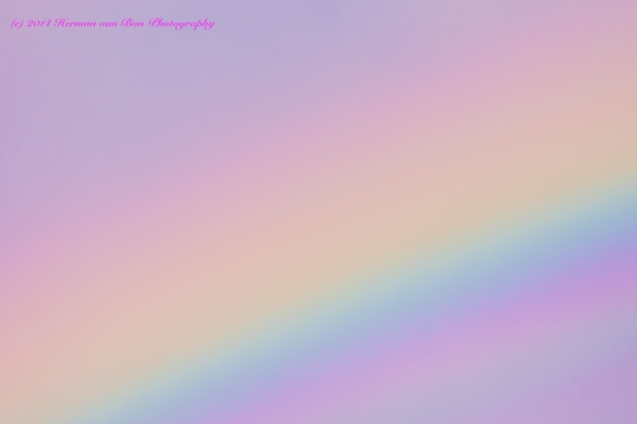 Herman van Bon Photography: Into the rainbow
