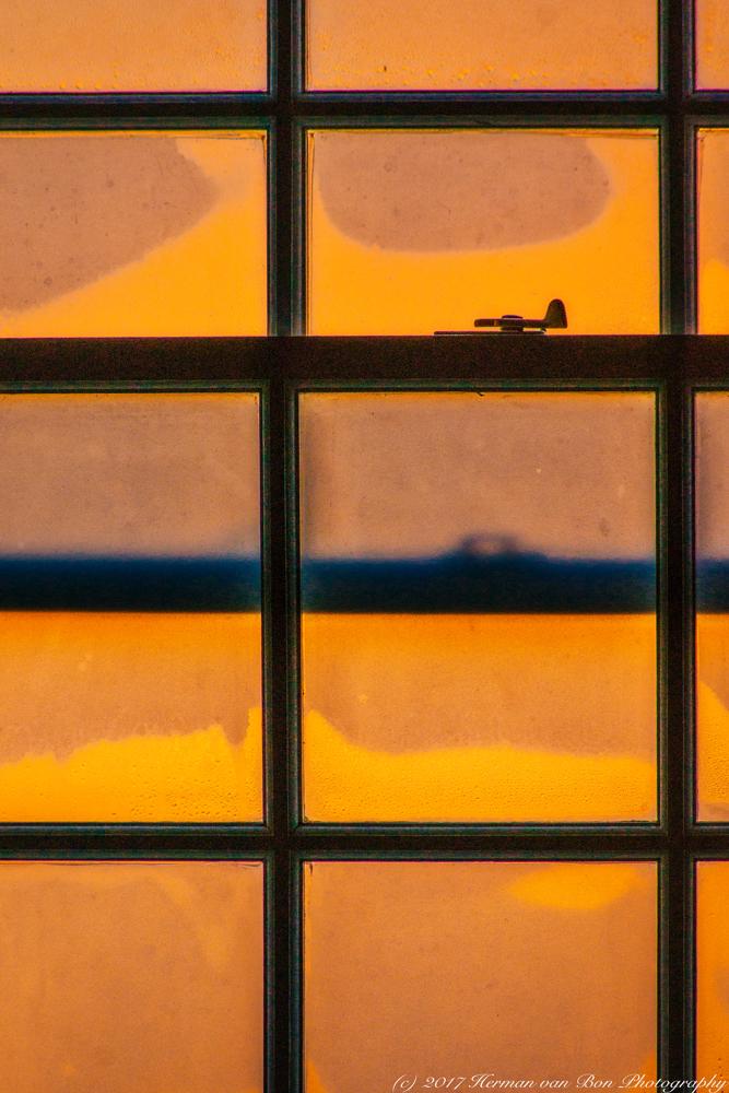 sunrise-through-window