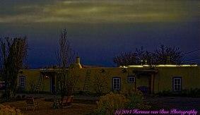 La Hacienda Grande in Bernalilli; best accommodation ever