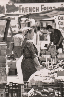 Amish market in St thomas (Canada)