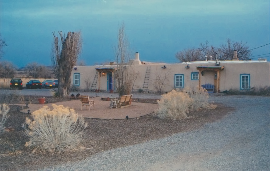 Do you know this B&B in Bernalillo, New Mexico, USA